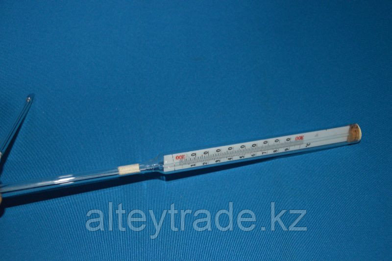 Термометр специальный угловой,СП-35,+200+300