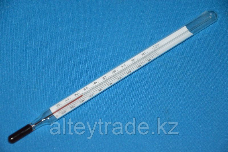 Термометр для молочных продуктов ТС-7-М1 исп.4 (0...+100) (орг.нап), ц.д.1, L=185 мм