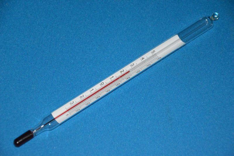 Термометр для рефрижераторов ТС-7-М1 исп.7а (-35...+50) (метилкарбитол), L=175, ц. д.1