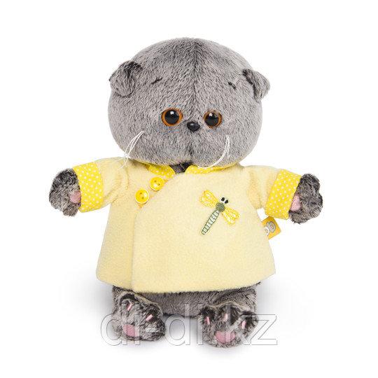 Басик Baby в желтой курточке в китайском стиле