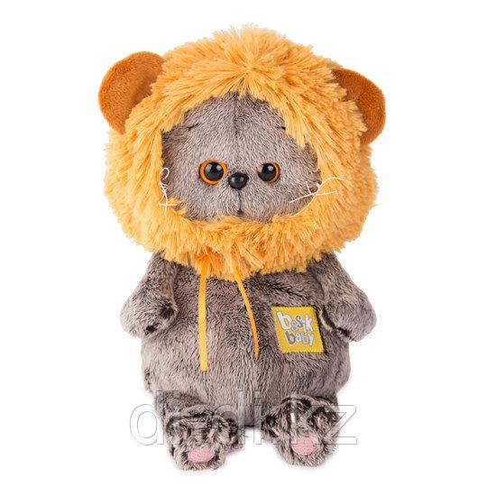 Басик Baby в шапке - лев