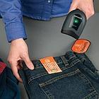 Сканер штрих-кода ручной (2D) Datalogic QD2430 c подставкой, фото 3