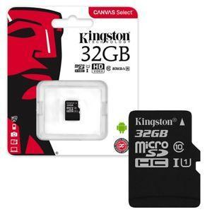 MicroSD Kingston 32GB, фото 2