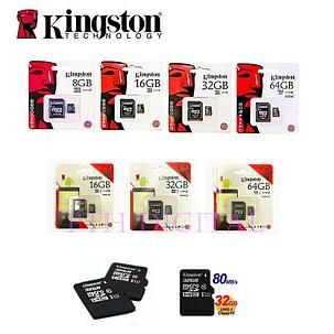MicroSD Kingston 16GB, фото 2