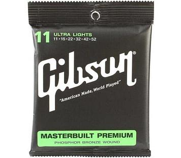 Струны для акустической гитары Gibson SAG-MB11