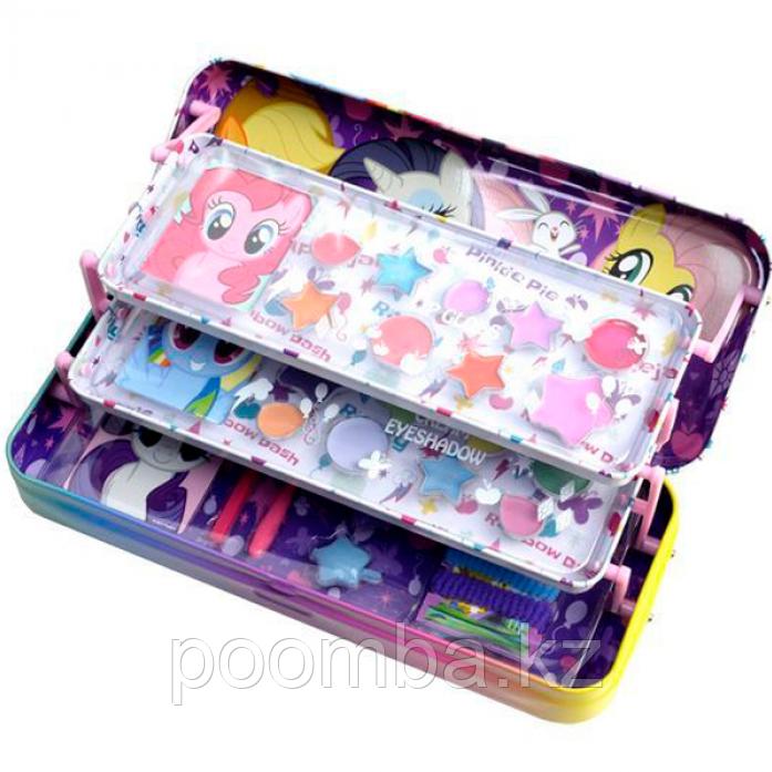 Набор детской косметики в пенале My Little Pony
