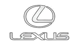 Переходные рамки на Lexus