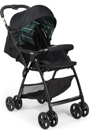 Прогулочная коляска Joie Aire Lite Green Strip