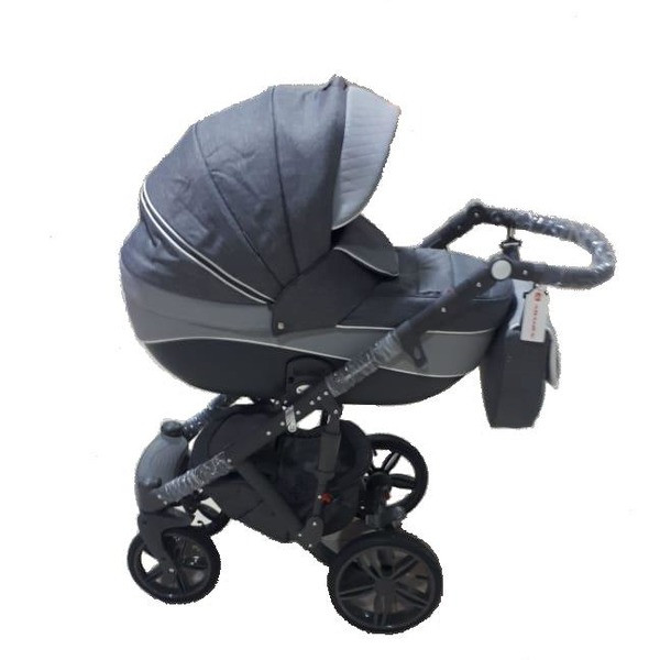 Детская коляска Adamex 3 в 1 ENCORE X1A