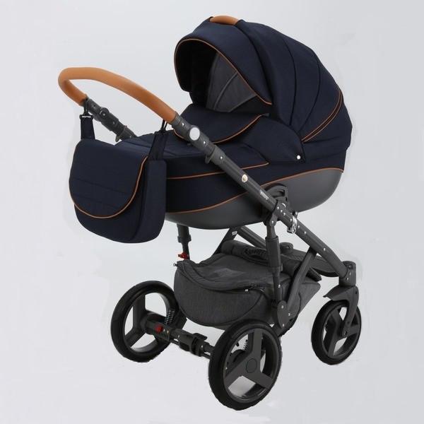 Детская коляска Adamex 3 в 1 ENCORE X3