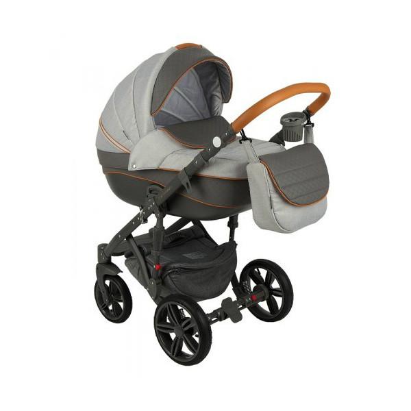 Детская коляска Adamex 3 в 1 ENCORE X4