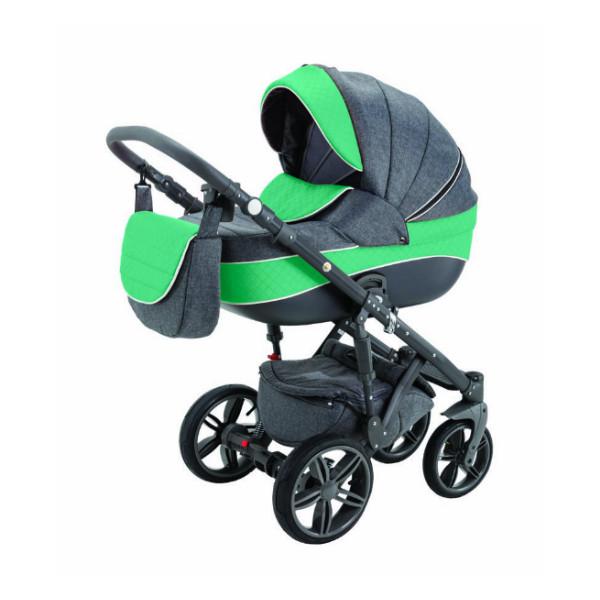Детская коляска Adamex 3 в 1 ENCORE X11