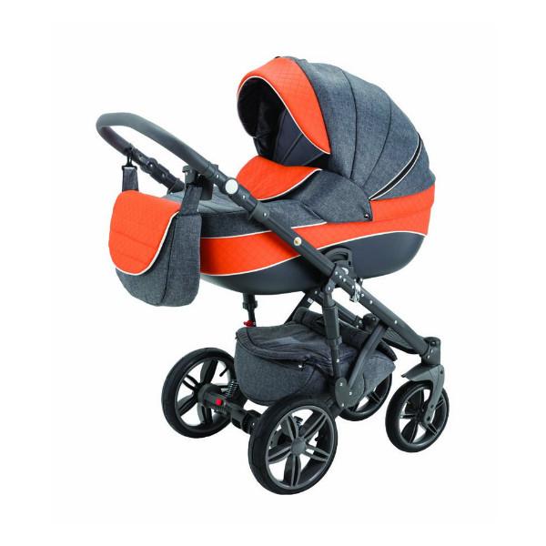 Детская коляска Adamex 3 в 1 ENCORE X12
