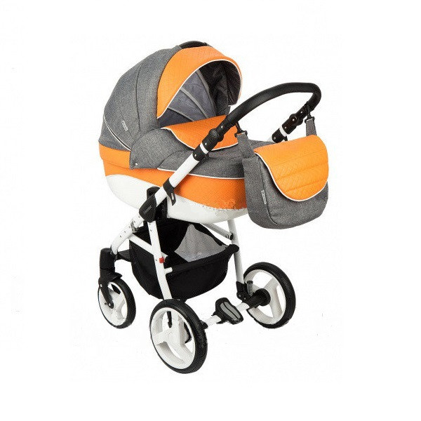Детская коляска Adamex 3 в 1 ENCORE X12a