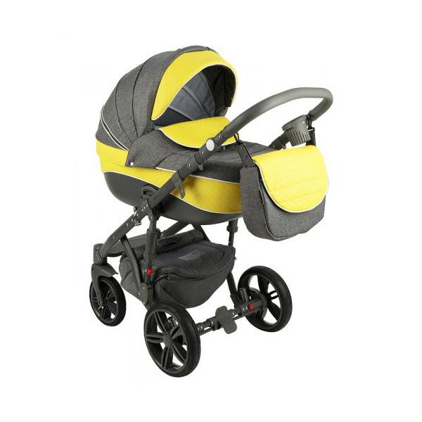 Детская коляска Adamex 3 в 1 ENCORE X14