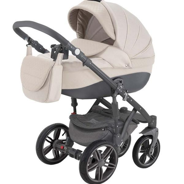 Детская коляска Adamex 3 в 1 ENCORE X19