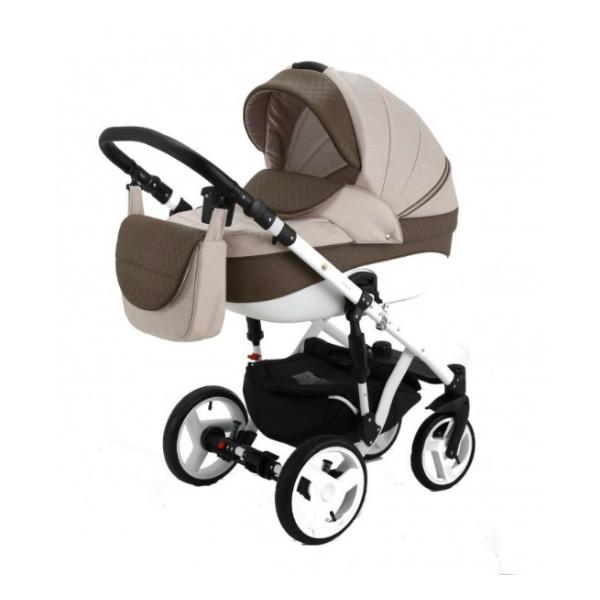 Детская коляска Adamex 3 в 1 ENCORE X21
