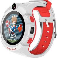Смарт часы Aimoto Sport бело-красный