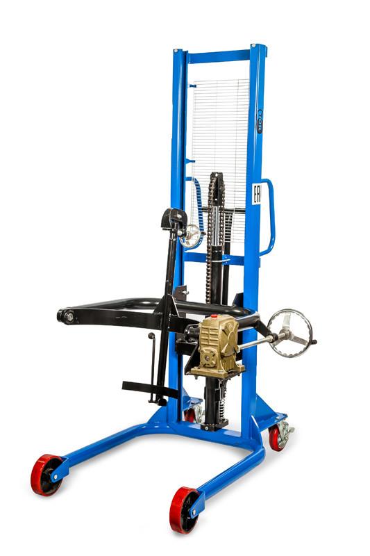 Штабелер-бочкокантователь ручной гидравлический TOR 500 кг 1600 мм WDS500