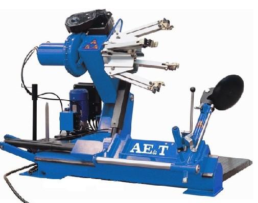 AE&T TCS52B - автоматический шиномонтажный стенд для грузового транспорта