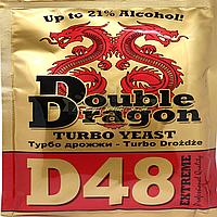 Дрожжи спиртовые Double Dragon D 48