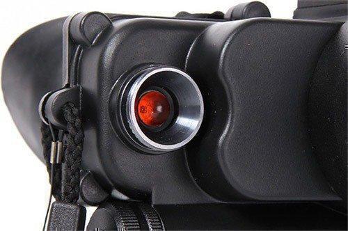 """Очки ночного видения """"Dedal DVS-8-A"""" отличаются мощным ИК-фонарем (нажмите, чтобы увеличить)"""