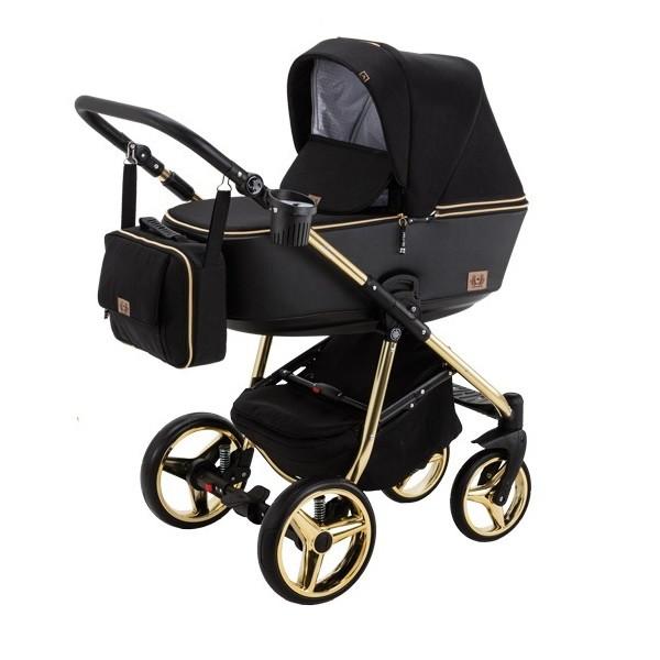 Детская коляска Adamex 2 в 1 Reggio Special Edition вспененная резина Y85