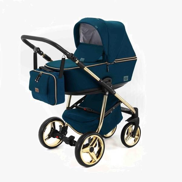 Детская коляска Adamex 2 в 1 Reggio Special Edition вспененная резина Y826