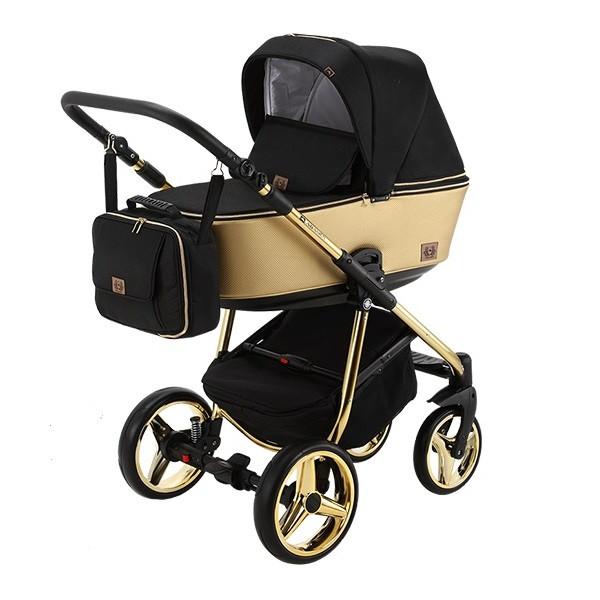 Детская коляска Adamex 2 в 1 Reggio Special Edition вспененая резина Y828