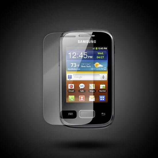 Adpo Защитная плёнка Samsung Galaxy Pocket (S5300), Ultra Clear