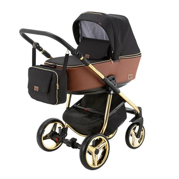 Детская коляска Adamex 3 в 1 Reggio Special Edition вспененая резина Y800