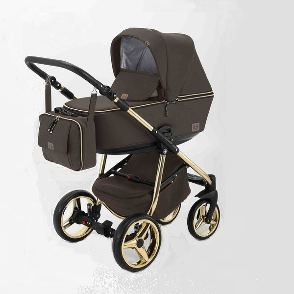 Детская коляска Adamex 3 в 1 Reggio Special Edition вспененая резина Y803