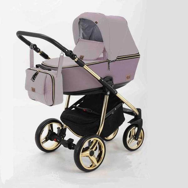 Детская коляска Adamex 3 в 1 Reggio Special Edition вспененая резина Y811