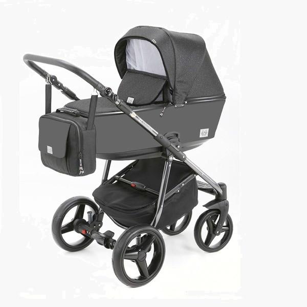 Детская коляска Adamex 3 в 1 Reggio Special Edition вспененая резина Y822