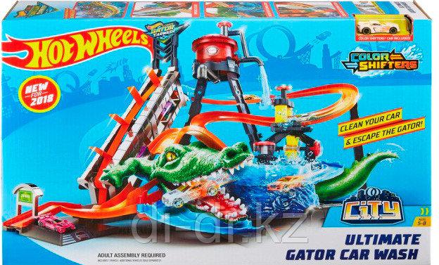 Игровой набор Hot Wheels Измени цвет Водонапорная башня