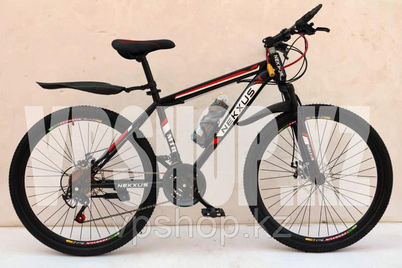 Nexus скоростной, надежный, современный велосипед для города, доставка
