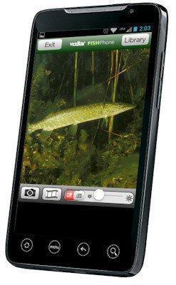 """Ваш смартфон в качестве монитора  видеокамеры для рыбалки """"Vexilar FishPhone"""""""