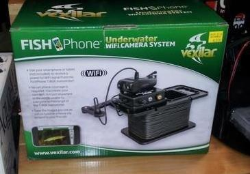 """Видеокамера для рыбалки """"Vexilar FishPhone"""" в упаковке"""
