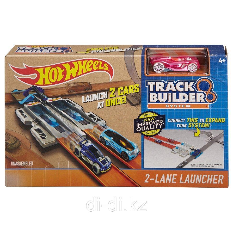 """Игровой набор Hot Wheels """"Двойное пусковое устройство"""" / Track Builder System"""