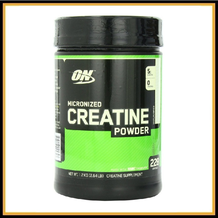 ON Creatine Monohydrate 1200гр