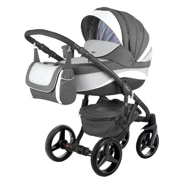 Детская коляска Adamex 3 в 1 Barletta New B5