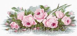 """Набор для вышивания крестом """"Романтические розы"""""""