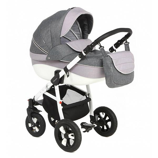 Детская коляска Adamex 3 в 1 Neonex TIP27B