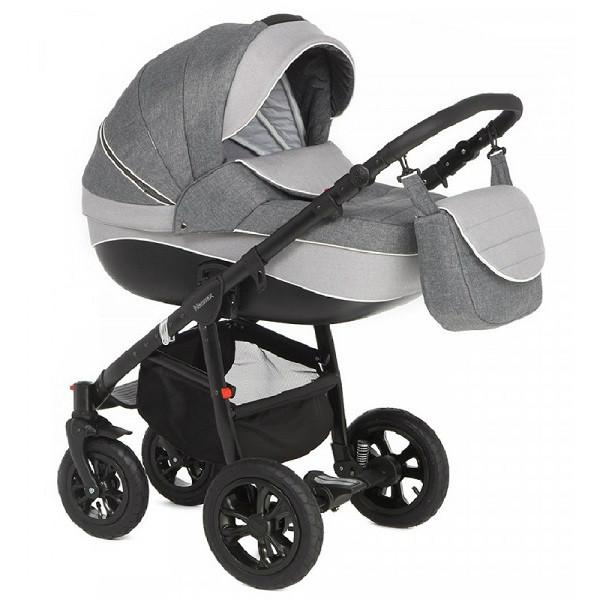 Детская коляска Adamex 3 в 1 Neonex TIP27C