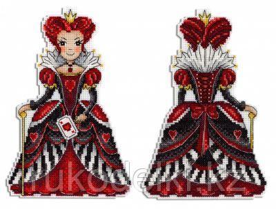"""Набор для вышивания крестом """"Красная королева"""""""