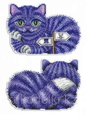 """Набор для вышивания крестом """"Чеширский кот"""""""