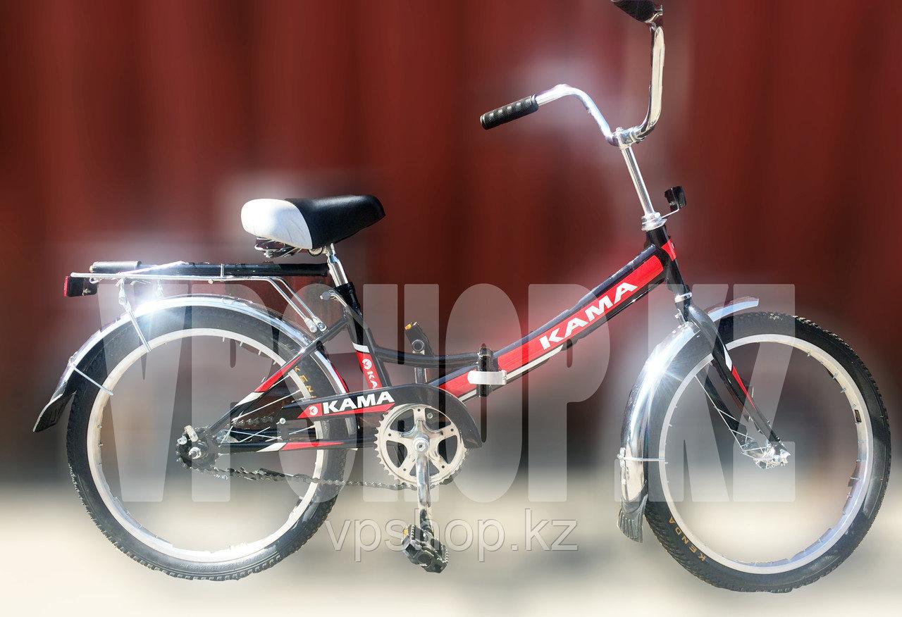 Легендарный велосипед Кама, доставка