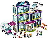 Конструктор Bela Аналог LEGO Friends 41318 LELE 37036 Клиника Хартлейк-Сити 37036 (932 дет), фото 3