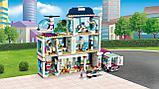 Конструктор Bela Аналог LEGO Friends 41318 LELE 37036 Клиника Хартлейк-Сити 37036 (932 дет), фото 5