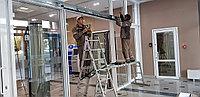 Автоматические раздвижные двери, фото 1